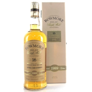 Bowmore 1989 16 Year Old Limited Edition