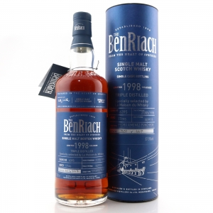 Benriach 1998 Triple Distilled Single Cask 17 Year Old / LMDW