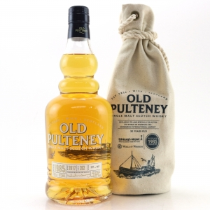 Old Pulteney 1985 Single Cask #202 / Travel Retail Exclusive