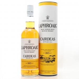 Laphroaig Cairdeas Amontillado / Feis Ile 2014