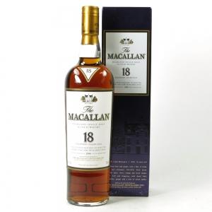 Macallan 1994 18 Year Old