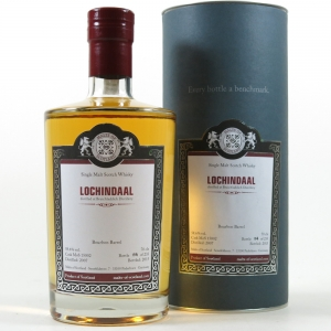 Bruichladdich 2007 Lochindaal Malts of Scotland Single Cask