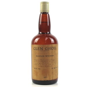 Glen Ghoil Exceptionally Old Blended Scotch Whisky 1970s