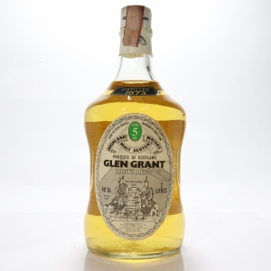 Glen Grant 1973 5 Year Old / 2 Litre