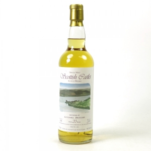 Littlemill 1984 Jack Wiebers Scottish Castle Collection 20 Year Old