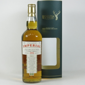 Imperial 1995 Gordon and Macphail Front