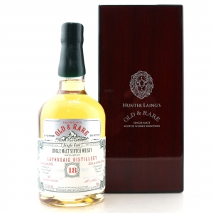 Laphroaig 2000 Hunter Laing 18 Year Old