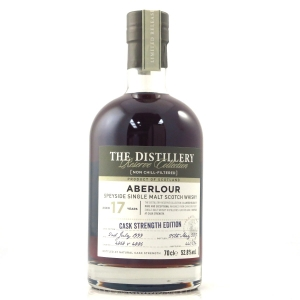 Aberlour 1999 Cask Strength 17 Year Old / Distillery Exclusive