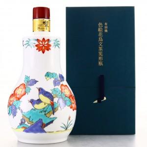 Hibiki 21 Year Old Ceramic Arita Decanter 2004 Release