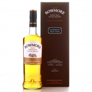 Bowmore 1999 Mashmen's Selection 14 Years Old