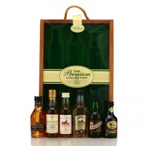 Matthew Gloag Premium Collection Miniatures x 6 / includes Macallan