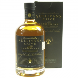 Sullivan's Cove Bourbon Cask Batch HH0255