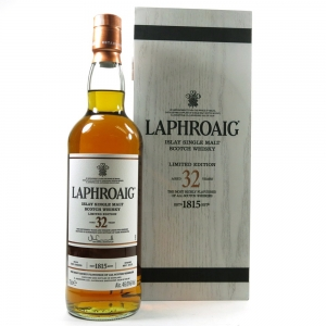 Laphroaig 32 Year Old