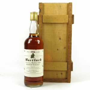 Mortlach 1936 Gordon and Macphail 1980s