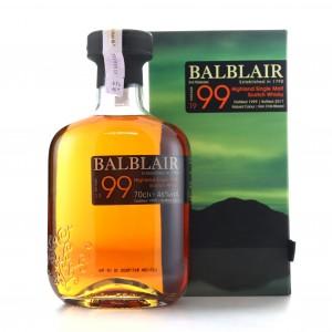 Balblair 1999 3rd Release 2017