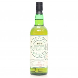Brora 1982 SMWS 21 Year Old 61.18