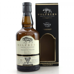 Wolfburn 2014 Private Bottling / Dornoch Castle