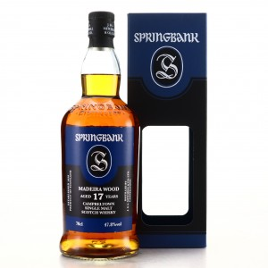Springbank 2002 Madeira Wood 17 Year Old