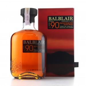 Balblair 1990 2nd Release 2014