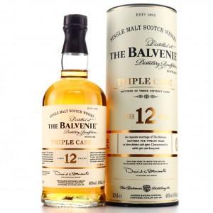 Balvenie 12 Year Old Triple Cask 20cl