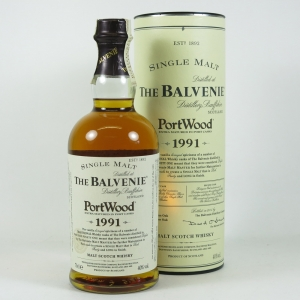 Balvenie 1991 Port Wood Front