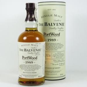 Balvenie 1989 Port Wood Front