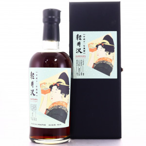 Karuizawa 1999 Single Sherry Cask #899 / Miyaki Odori Geisha Label