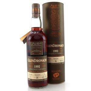 Glendronach 1992 Single Cask 26 Year Old #66 / abbeywhisky.com