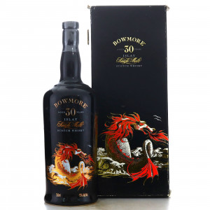 Bowmore 30 Year Old Sea Dragon 75cl / US Import