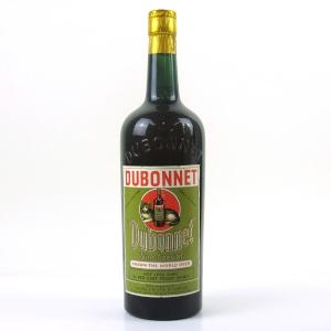 Dubonnet Vinho Apertivo Circa 1 Litre 1950s