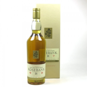 Rosebank 1992 21 Year Old (2014 Release) Front