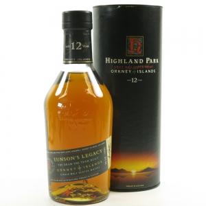 Highland Park Eunson's Legacy