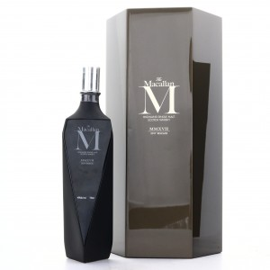 Macallan M Black 2017 Release 75cl / US Import
