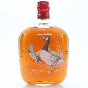 Suntory Old Whisky Bird Bottle / Tsukuba Expo '85