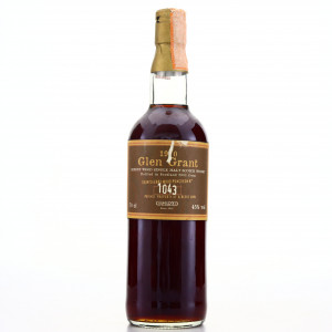 Glen Grant 1970 Samaroli Sherry Wood / A. Bleve