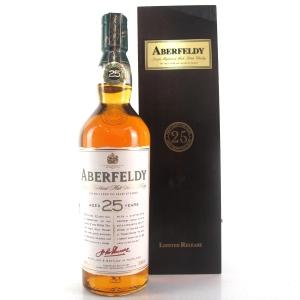 Aberfeldy 25 Year Old Limited Release