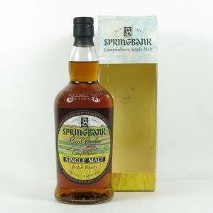 Springbank 1965 Local Barley Front