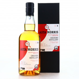Chichibu 2011 Single Bourbon Cask #1552 / Asta Morris