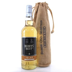 Berry's Best Islay 8 Year Old