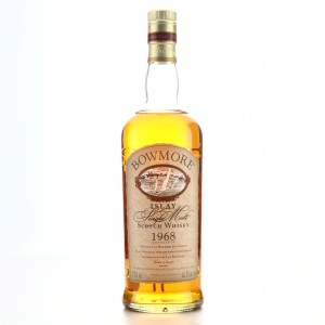 Bowmore 1968 32 Year Old 75cl / Stanley P. Morrison 50th Anniversary - US Import