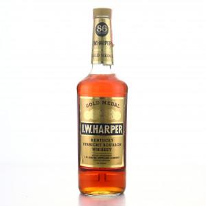 I.W. Harper Gold Medal Kentucky Straight Bourbon 1970s