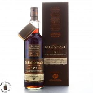 Glendronach 1971 Single PX Cask 42 Year Old #1246