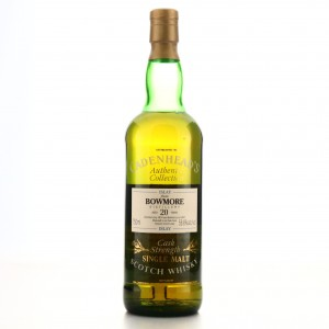 Bowmore 1974 Cadenhead's 20 Year Old 75cl / US Import