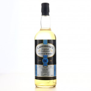 Bowmore 1991 Cadenhead's 10 Year Old 75cl / US Import