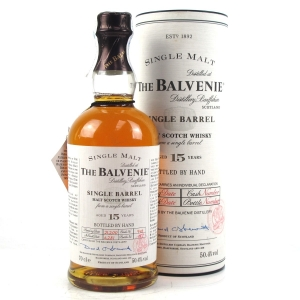 Balvenie 1981 15 Year Old Single Barrel / Actually 19 Year Old