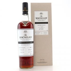 Macallan 2004 Exceptional Cask #11650-02 75cl / 2017 Release - US Import