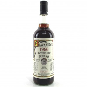 Banff 1966 Blackadder 36 Year Old Raw Cask 75cl / US Import