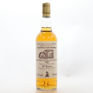 Clynelish 1971 Jack and Jack 32 Year Old / Auld Distillers Collection