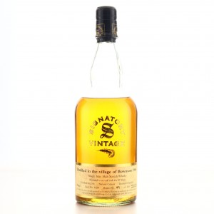 Bowmore 1968 Signatory Vintage 32 Year Old 75cl / US Import
