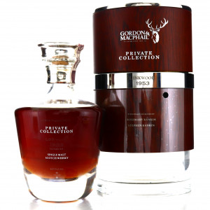 Linkwood 1953 Gordon and MacPhail Private Collection